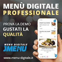 Menu Digitale Professionale - JMENU