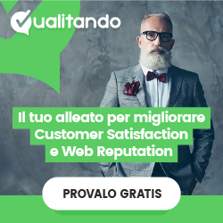 Qualitando - Customer Satisfaction e Web Reputation